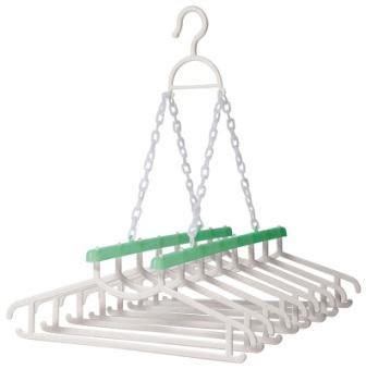 varal cabide para secar roupas