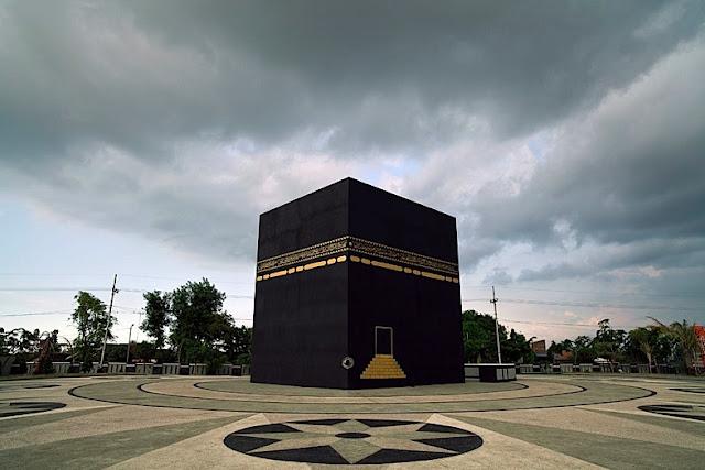 Wisata Religi Replika Ka'bah Probolinggo