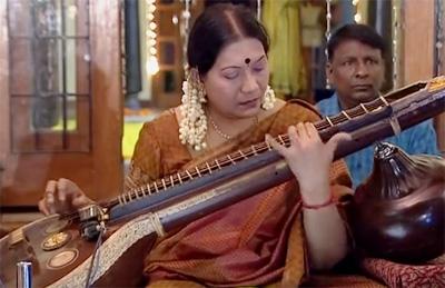 Saravana Poigaiyil – Veena Revathy Krishna