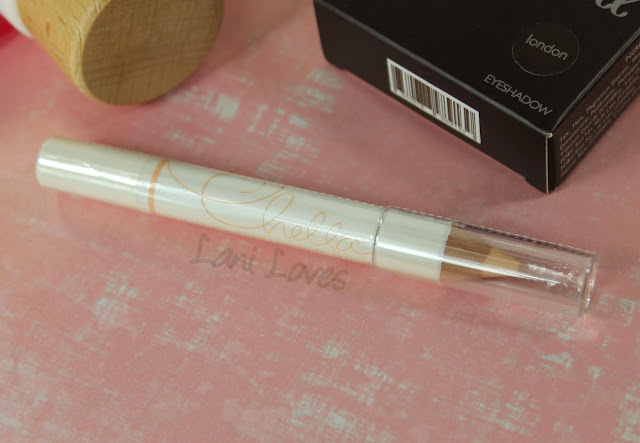 Chella Ivory Lace Highlighter Pencil Swatches & Review