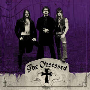"THE OBSESSED : ""The Obsessed"" 1990"