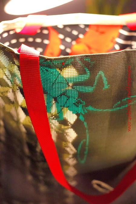 Torby na ramię, Torby z banerów reklamowych, Eko torby, ekologiczne, recycling, z odzysku,