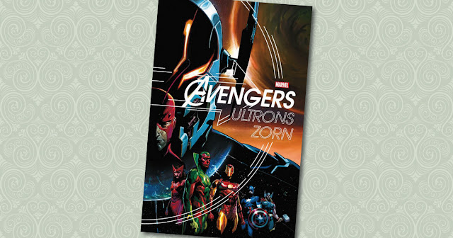 Avengers Ultrons Zorn Panini Cover