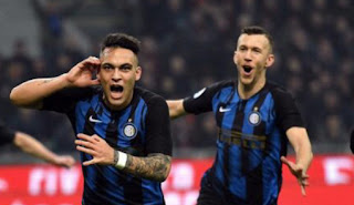 The derby belongs to Inter