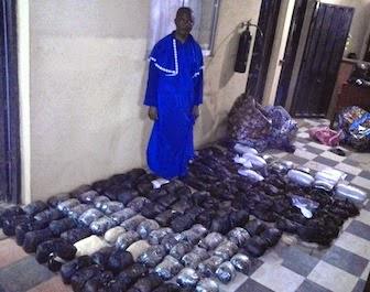 nigerian pastor cocaine drugs