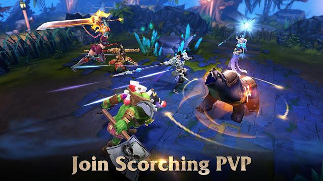 Screenshot Taichi Panda Heroes