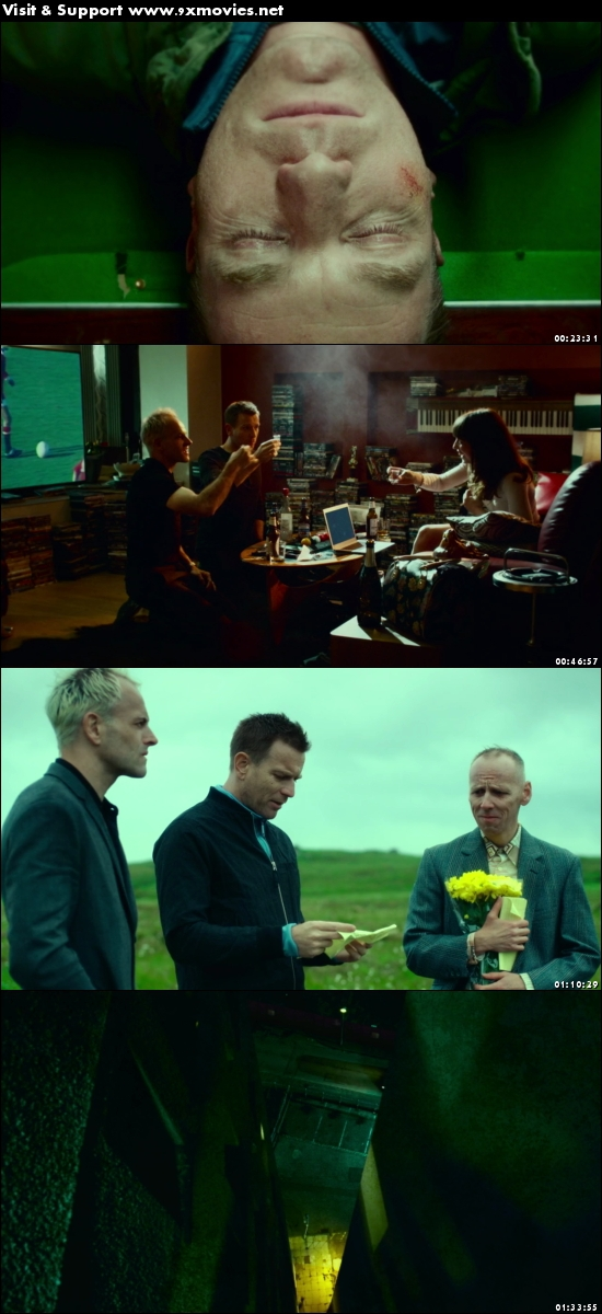 T2 Trainspotting 2017 English 720p BRRip 1.1GB ESubs
