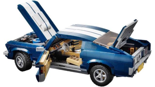 Lego Mustang GT