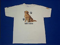 Golden Retriever T Shirt USA