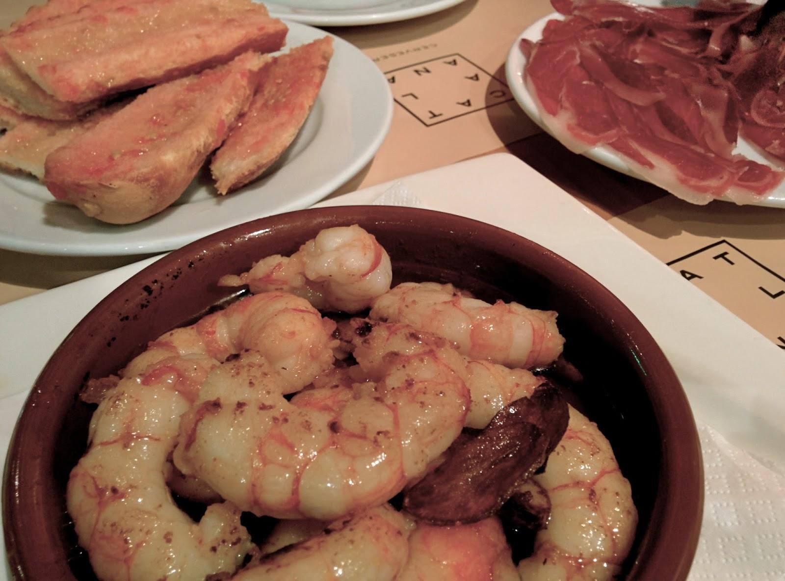 セルベセリア カタラーナ(Cervecería Catalana)