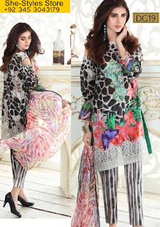 Charizma Eid Collection 2017 With Latest Design & Price in Pakistan