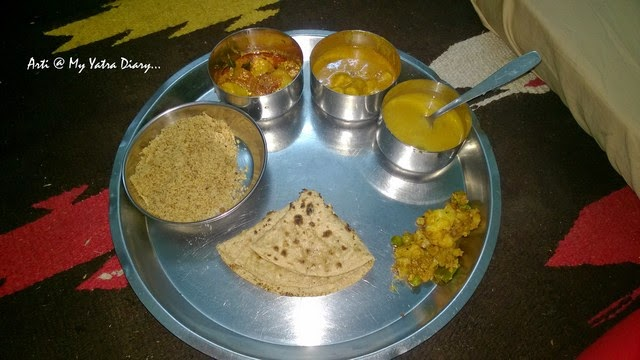 Home meal, Jaipur food, Authentic Rajasthan