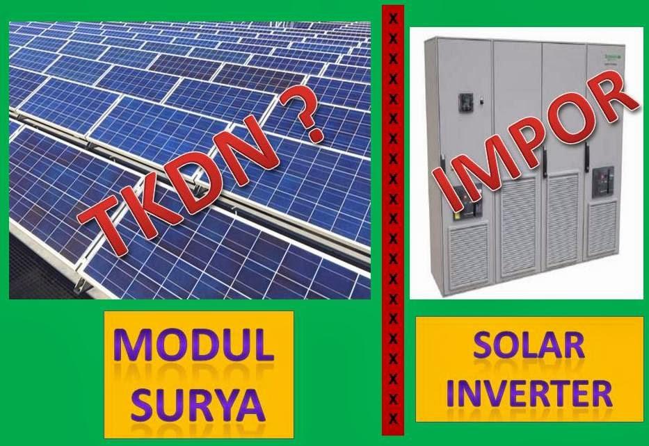 Krisis Energi Subsidi Bbm Quot Inkubator Industri Tkdn Quot Dan