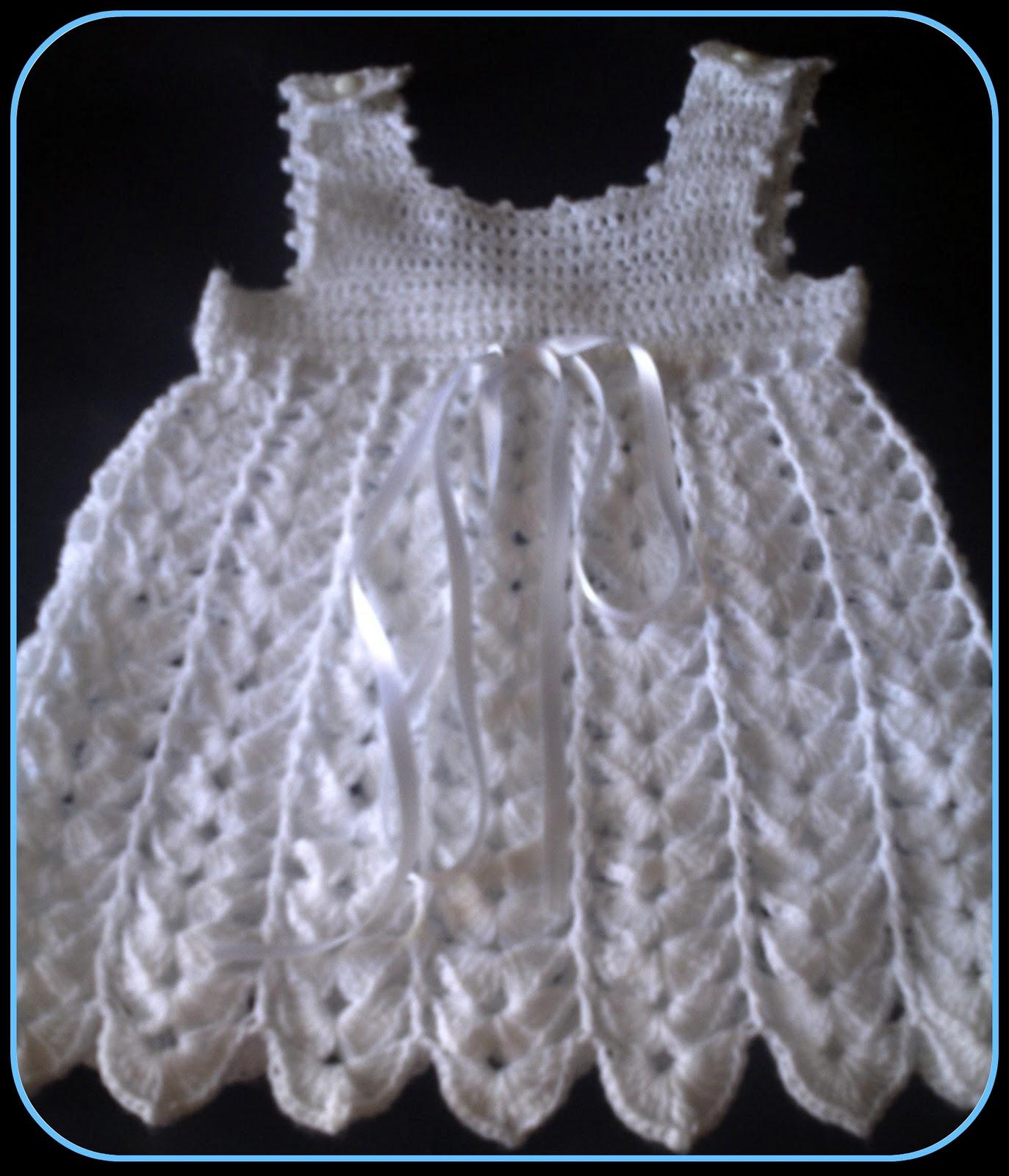 8e1ccbd1e Esperanza y Ana Celia Rosas. 1.4M subscribers. Subscribe · Vestido para  bebita de 0 a 3 meses tejido en crochet ...