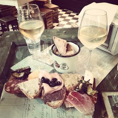 Bologna, Schinken, Charcuterie, Pignoletto, Essen, Foodies