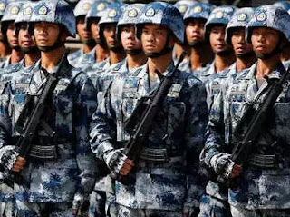 Chinese military equips troops in Tibet with mobile howitzers