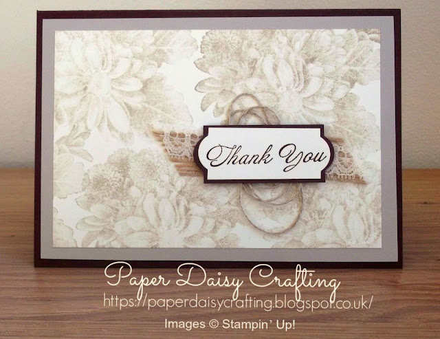 Heartfelt blooms from Stampin' Up! FREE