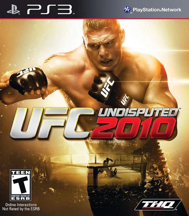 [PS3] UFC Undisputed 2010