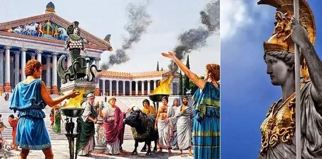 Τα Θεοφάνεια στην αρχαία Ελλάδα