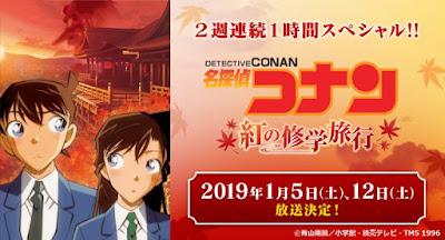Detective Conan Tahun Baru 2019 Spesial