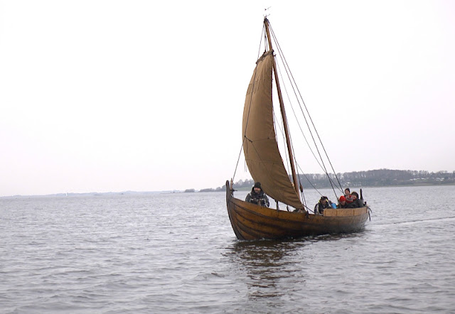 Replica Viking ship will recreate Norse voyages in Greenland