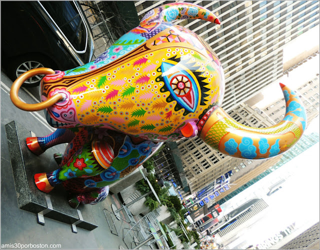 A Fancy Animal Carnival, Nueva York