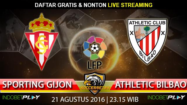 Prediksi Sporting Gijon vs Athletic Bilbao 21 Agustus 2016 (Liga Spanyol)