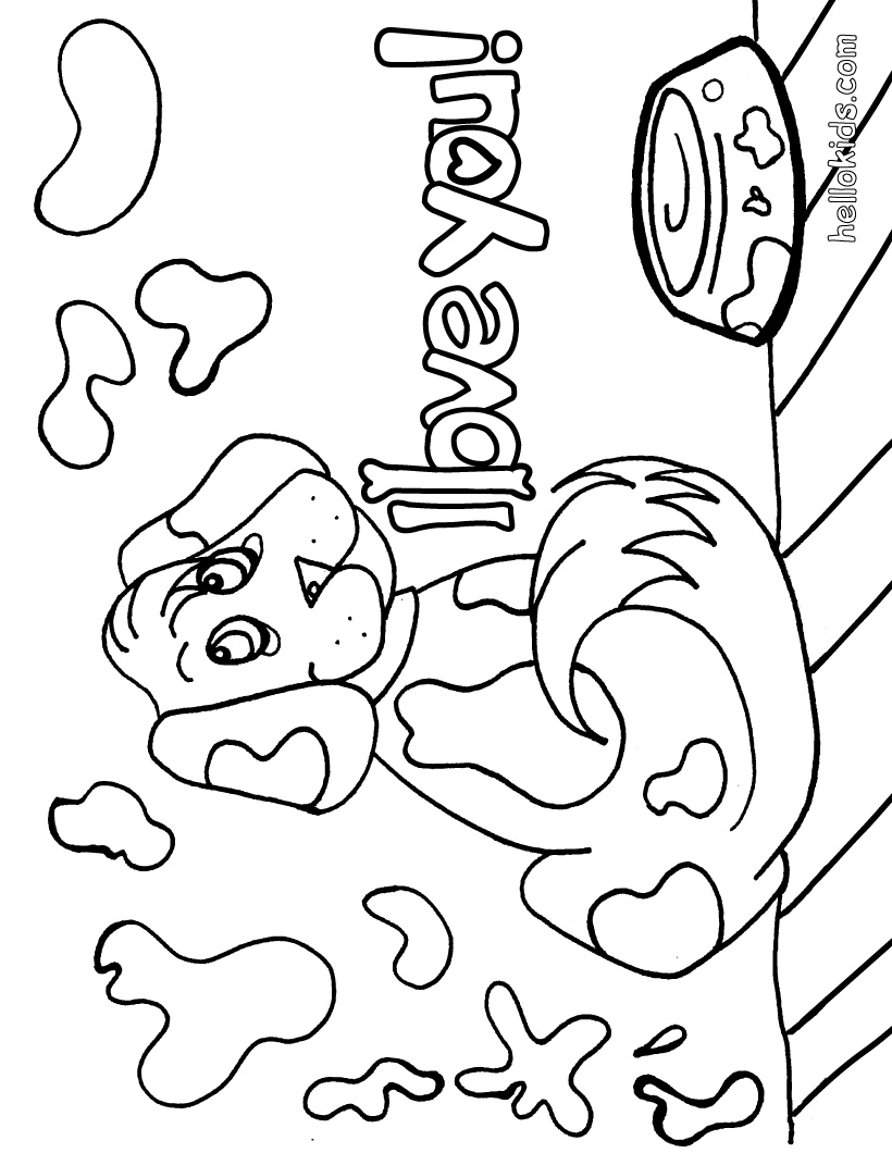 gerety love coloring pages - photo#4
