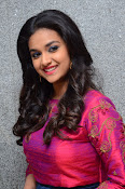 Keerthi Suresh at Remo Success meet-thumbnail-4