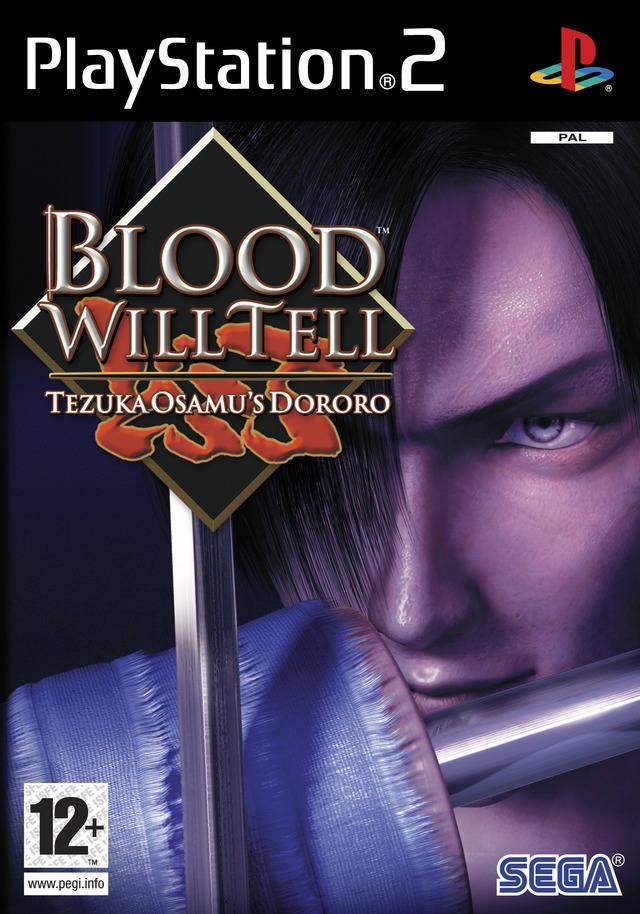 Blood Will Tell: Tezuka Osamu's Dororo PAL PS2