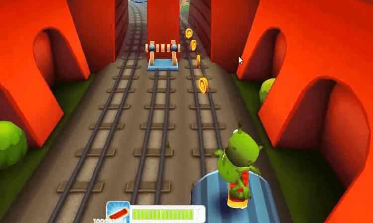 تحميل لعبة صب واي Subway Surfers للموبايل