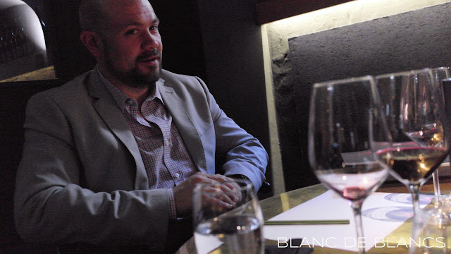 Matt Woo, Penfolds winemaker - www.blancdeblancs.fi