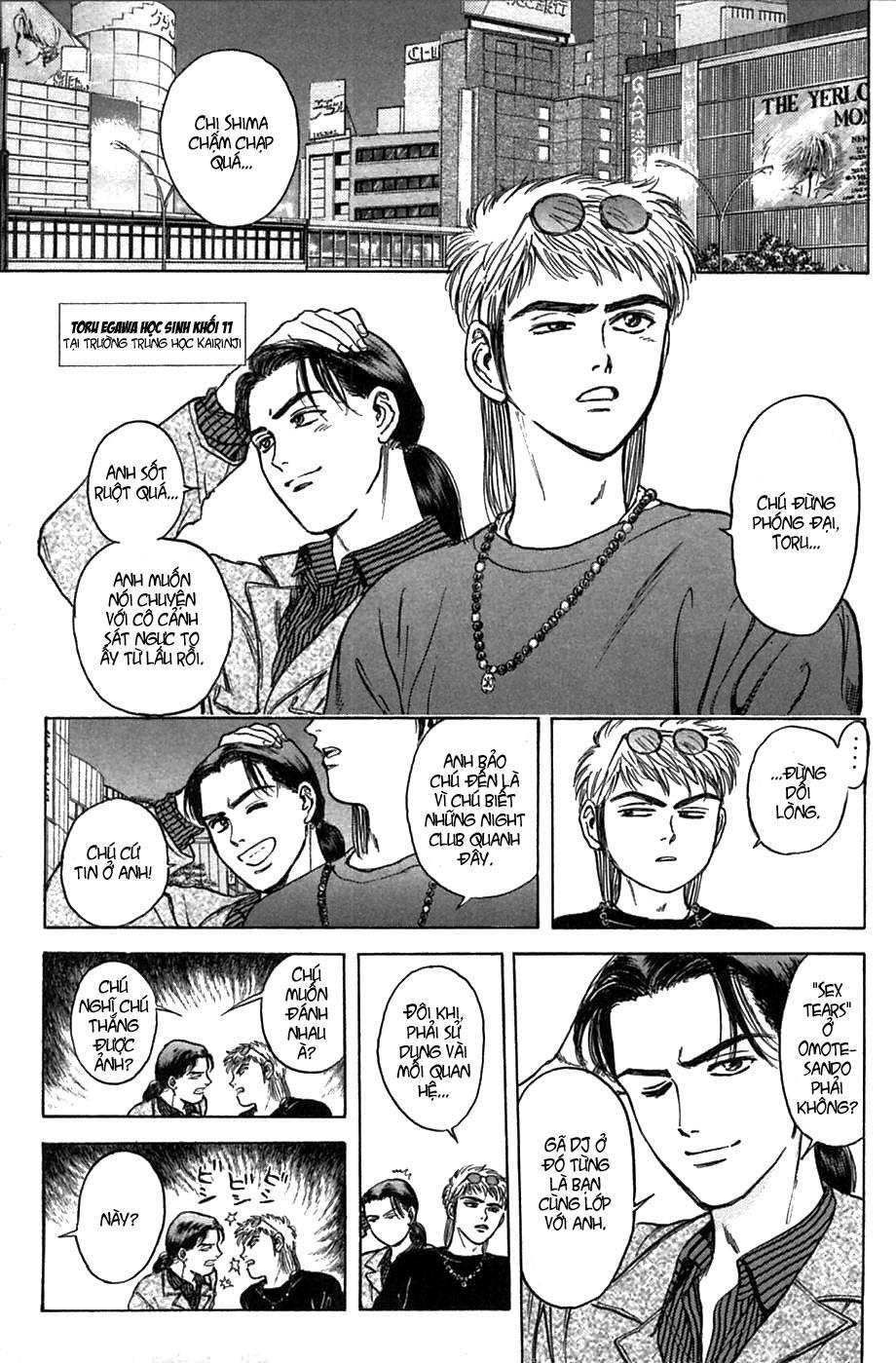 Psychometrer Eiji chapter 36 trang 4
