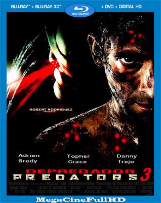 Predators (2010) Full 1080P Latino