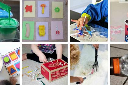 Stimulasi Dini Dengan Metode Montessori Untuk Anak Di Rumah