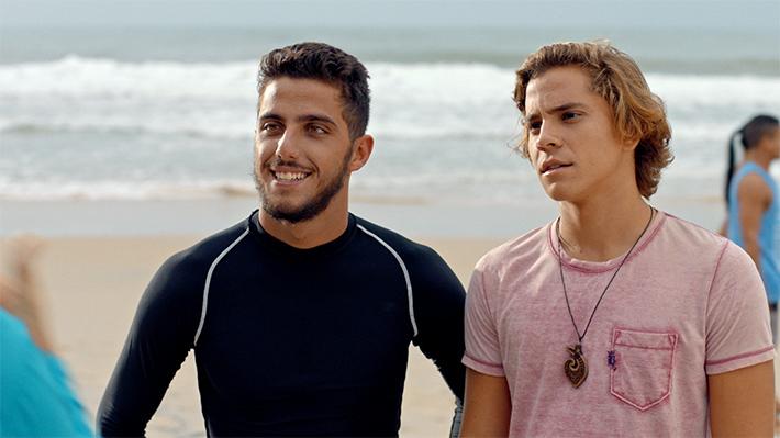 Clima de verão, praia e muito surf: Juacas é a nova série do Disney Channel que você vai amar - Filipe Toledo