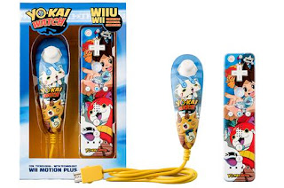 Mandos Wii yo-Kai