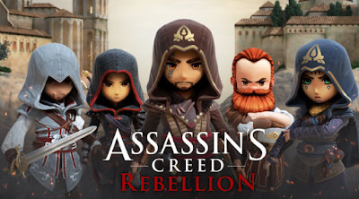 Download Assassin's Creed Rebellion v1.2.0 Mod Apk