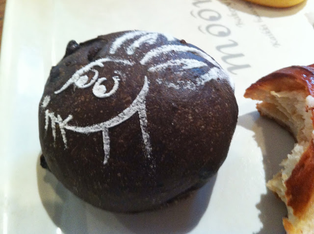 Moomin Cafe Bread Pastry