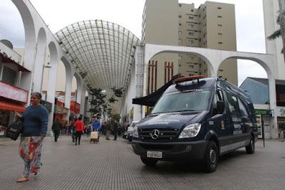 Prefeitura de Santo André reforça policiamento na Oliveira Lima