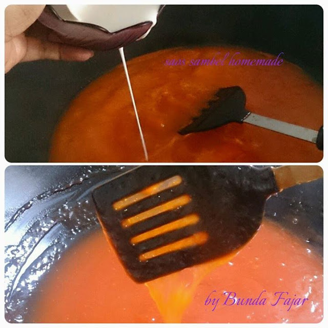 Kamu suka Makan Saos Sambal? Yuk Belajar Bikin Sendiri Saos Sambal di Rumah!