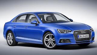 Audi新型A4のエクステリア