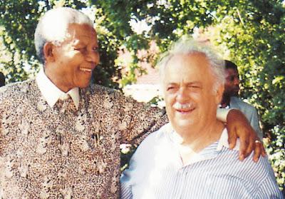 Ο θρυλικός Τζων Κώστας - Από τη Μουργκάνα στη Νότιο Αφρική