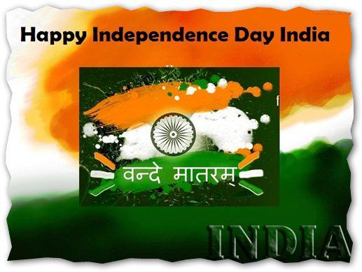 Independence Day India Quotes shayari status 2016