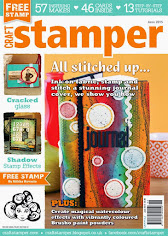 Front Cover of Craft Stamper June 2015