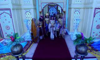 Sinopsis Mahabharata Episode 93 - Pandawa dan Kunti Tiba di Wanabrata