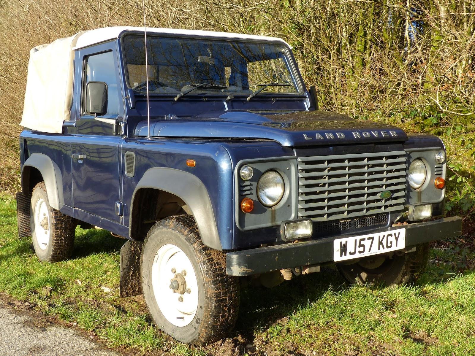 Rockley Farm 2008 Land Rover Defender For Sale