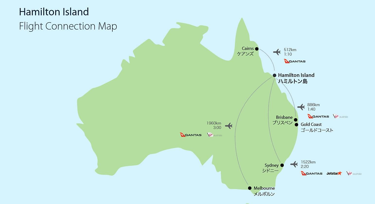 聖靈群島-漢密爾頓島-飛機-航線-國內線-景點-推薦-交通-遊記-自由行-行程-住宿-旅遊-度假-一日遊-澳洲-Hamilton-Island-Whitsundays