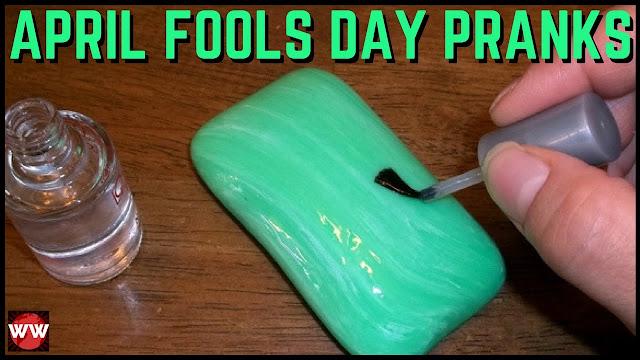 April Fools Day Prank Ideas