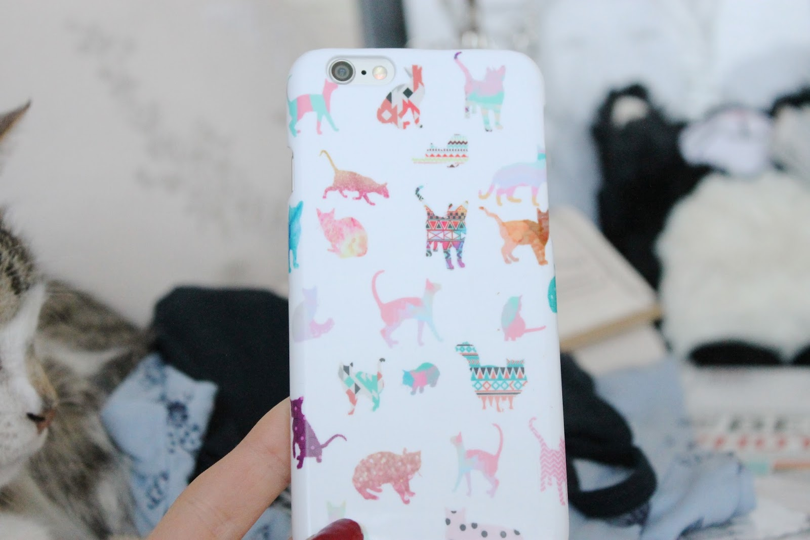 iphone 6 cover, iPhone 6 cat cover